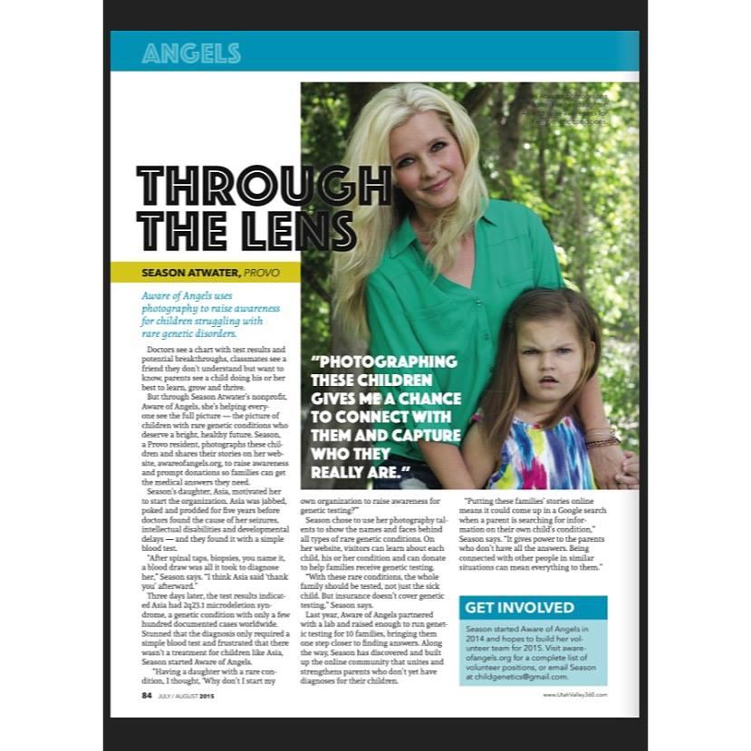 Utah Valley Magazine AOA